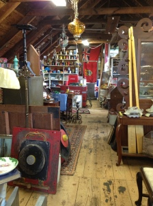 Antiques in Great Village