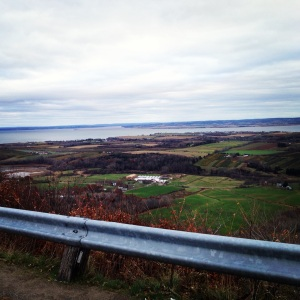 View from the Blomidon Lookoff